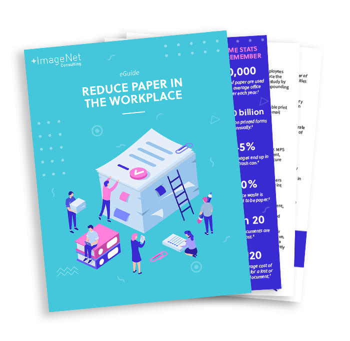 Reduce Paper in the Workplace