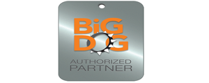 Big Dog authorized partner