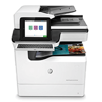 HP PageWide Managed Flow MFP E77660z