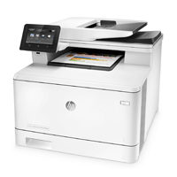 Personal Printer: HP Color LaserJet Pro MFP M477fdn